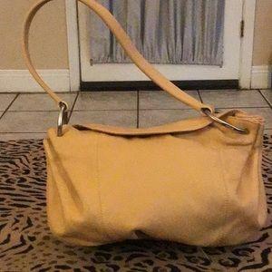 Prune handbag